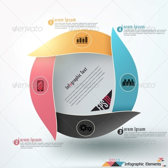 GraphicRiver Modern Infographics Options Banner 5850333