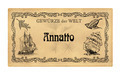 German spice label  Annatto - PhotoDune Item for Sale