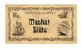 German spice label  Muskatbluete (mace) - PhotoDune Item for Sale