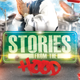 Hood Stories Flyer - GraphicRiver Item for Sale
