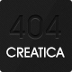 Creatica - 404 Error Theme - ThemeForest Item for Sale