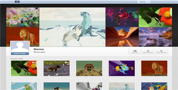 CodeCanyon IG Clone 5858725