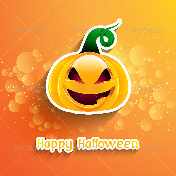 GraphicRiver Halloween Background 5860821