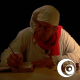 Scrooge Taking Notes - VideoHive Item for Sale