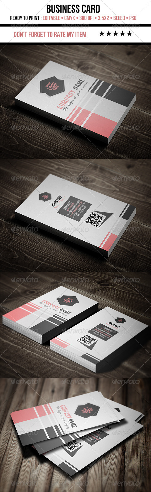 GraphicRiver Creative Business Card 5863198