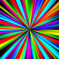 Multicolored pinpoint explosion abstract illustration. - PhotoDune Item for Sale