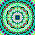 Green and blue colorful kaleidoscopic pattern. - PhotoDune Item for Sale