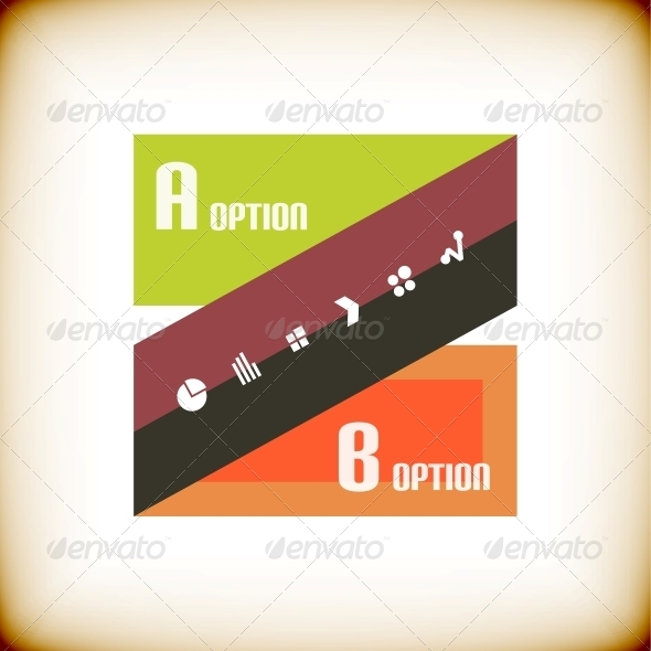 GraphicRiver Vintage Ribbon Design Template 5868197