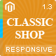 ClassicShop Responsive Magento Theme - ThemeForest Item for Sale