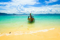 Long tailed boat at Kradan island, Thailand - PhotoDune Item for Sale