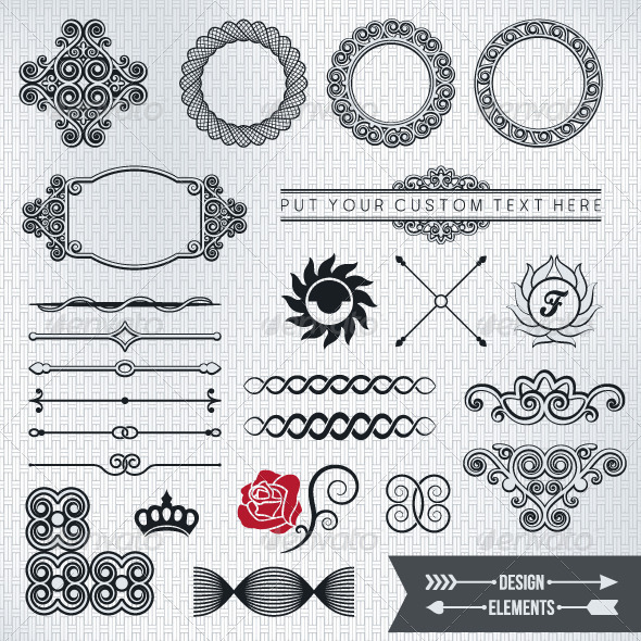 GraphicRiver Design Elements Part 5 5871107