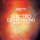 Electro Light Sound Flyer - GraphicRiver Item for Sale
