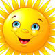Smiling Sun - GraphicRiver Item for Sale