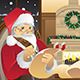Santa Claus Writing Christmas Presents List - GraphicRiver Item for Sale