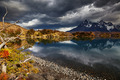 Sunrise in Torres del Paine National Park - PhotoDune Item for Sale