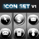 Glossy Icon Set v1 - ActiveDen Item for Sale