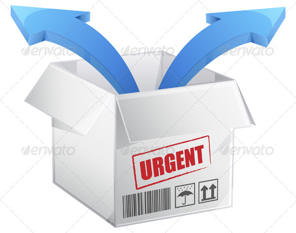 GraphicRiver Distribution Box Illustration 5875937