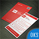Creative Business Card v15 - GraphicRiver Item for Sale