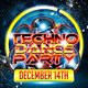 Techno Dance Party Flyer Template - GraphicRiver Item for Sale