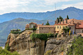 Agios Stephanos Monastery at Meteora in Greece - PhotoDune Item for Sale