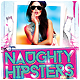 Naughty Hipsters Flyer Templates - GraphicRiver Item for Sale