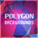 Polygon Abstract Backgrounds - GraphicRiver Item for Sale