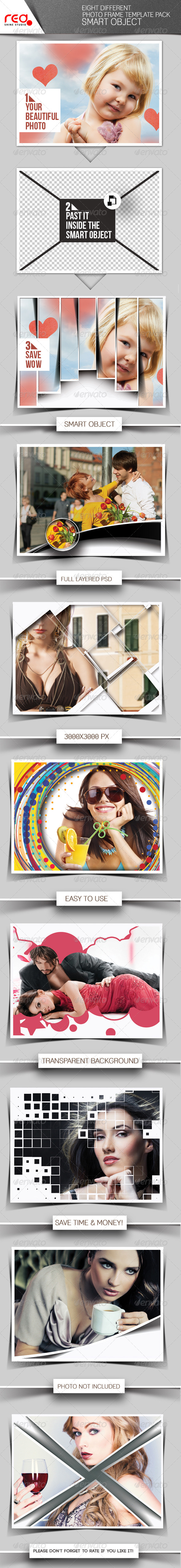 GraphicRiver Photo Frame Templates Vol 3 5798306