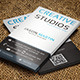 Creative Business Card 124 - GraphicRiver Item for Sale