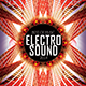 Electro Sound Flyer V2 - GraphicRiver Item for Sale