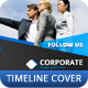 Creative Corporate Facebook Timeline Cover Vol 9 - GraphicRiver Item for Sale