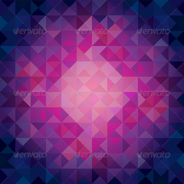 GraphicRiver Pink and Purple Vector Background 5886039