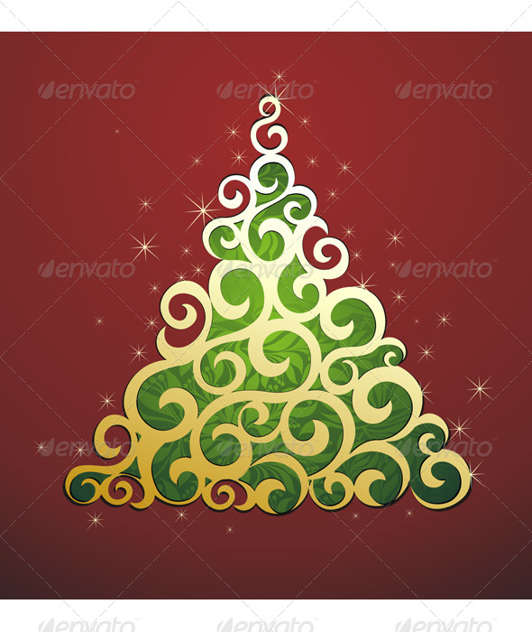 GraphicRiver Christmas Greeting Card 5887113