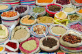 mixed spices in market of cairo egypt - PhotoDune Item for Sale