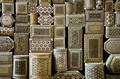 traditional souvenir boxes in market of cairo egypt - PhotoDune Item for Sale