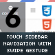Mobilebar | Sidebar Menu for Mobiles & Tablets - CodeCanyon Item for Sale