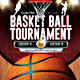 BasketBall Tournament - GraphicRiver Item for Sale