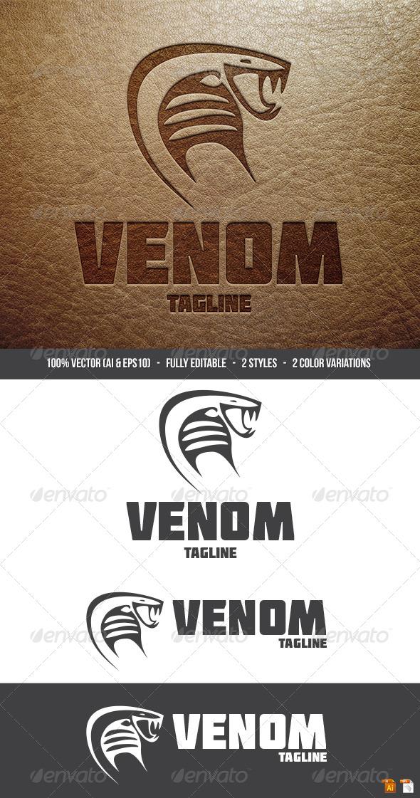 GraphicRiver Venom Logo 5894185