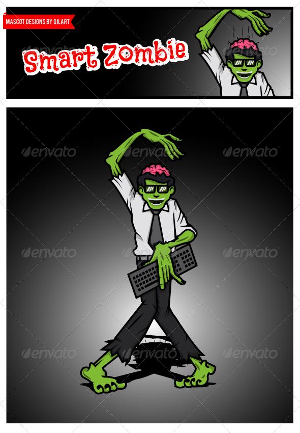 GraphicRiver Smart Zombie 5895023