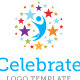 Celebrate Logo Template - GraphicRiver Item for Sale
