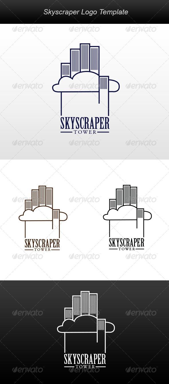 GraphicRiver Skyscraper Logo 5895528
