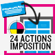 Print Imposition Actions - GraphicRiver Item for Sale