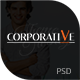 Corporative – Multipurpose PSD Template (Business) Download