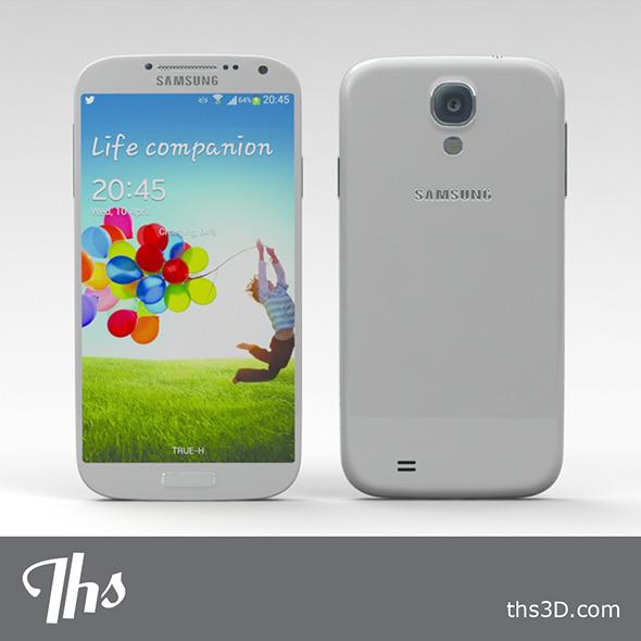 3DOcean Galaxy S4 5898484