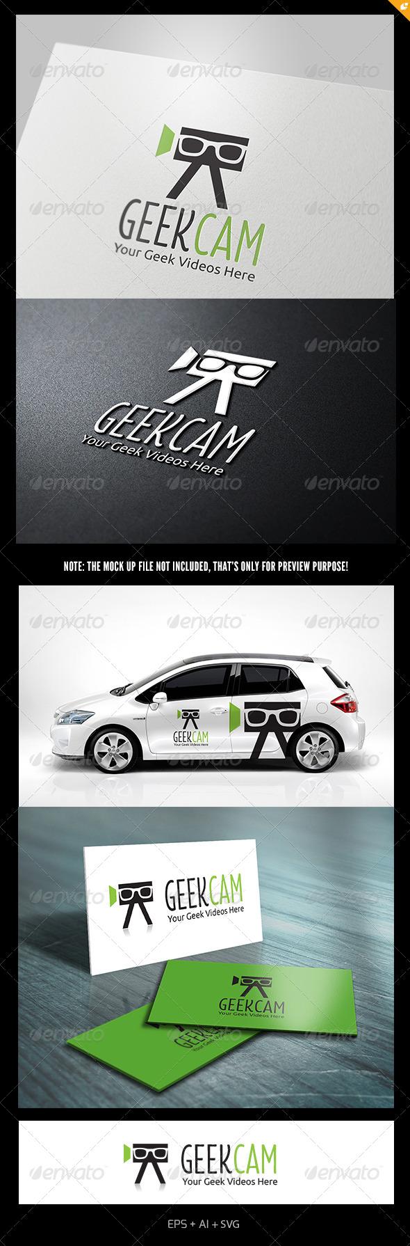 GraphicRiver Geek Cam 5899479