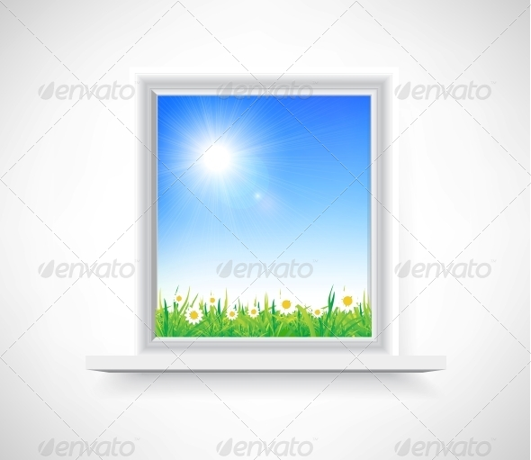 GraphicRiver Plastic Window 5900302