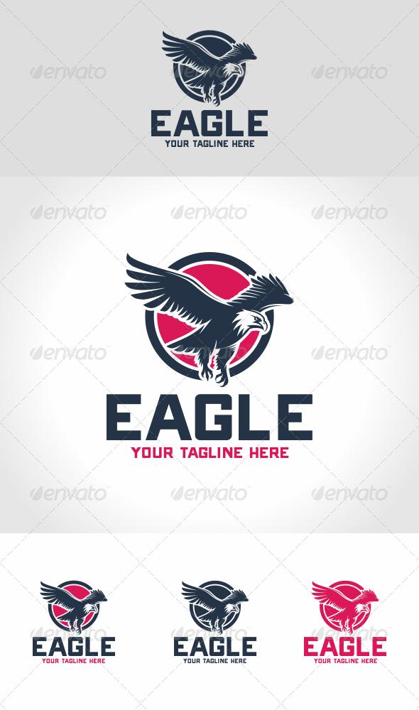 GraphicRiver Eagle Logo Template 5900581