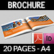 Corporate Brochure Template Vol.12 - 20 Pages - GraphicRiver Item for Sale