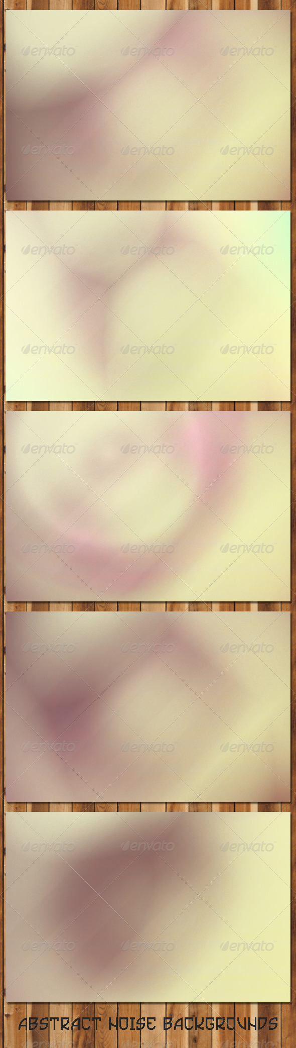 GraphicRiver 5 Abstract Noise Backgrounds 5902403