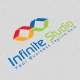Infinite Studio Logo - GraphicRiver Item for Sale