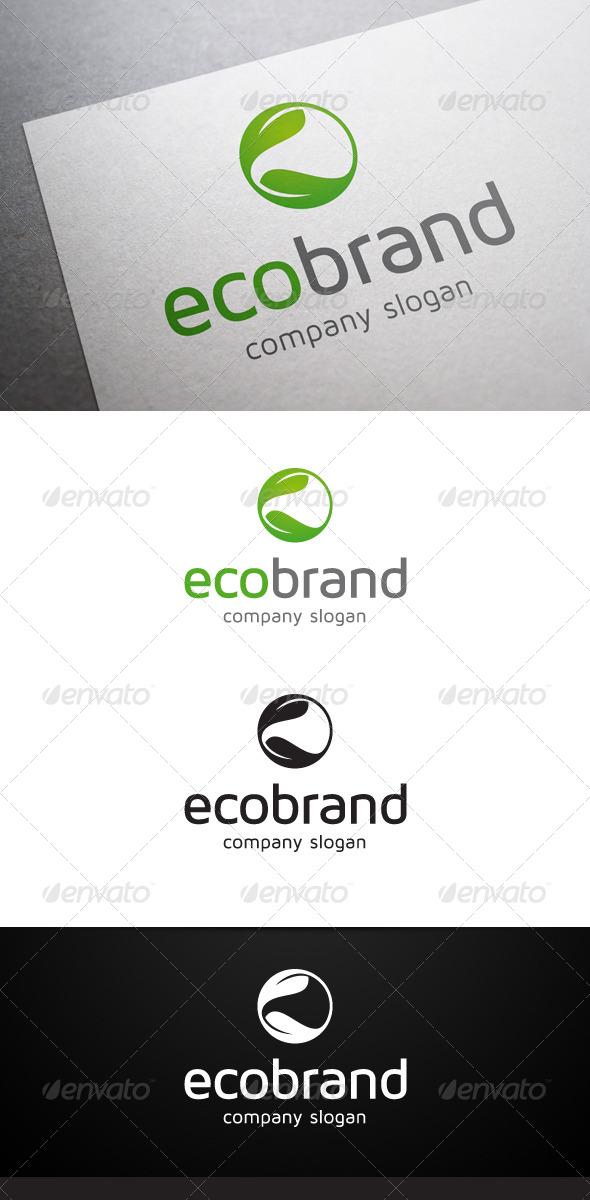 GraphicRiver Eco Brand 5906145